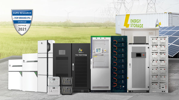 AlphaESS rolling out new products and programs at Smart Energy Conference & Exhibition 2021