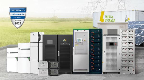 AlphaESS เปิดตัวผลิตภัณฑ์และโครงการใหม่ที่การประชุม Smart Energy Conference & Exhibition 2021