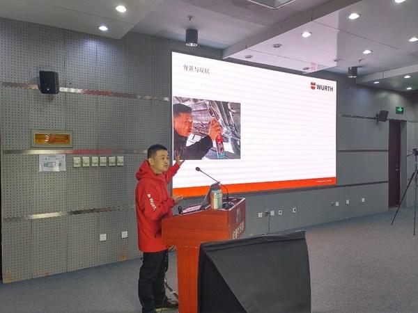"""伍尔特荣膺""""2020年度中国汽保设备10佳评选""""冠军"""