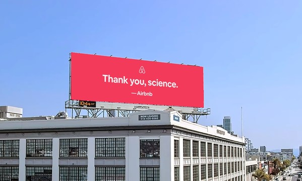 Thank you, Science