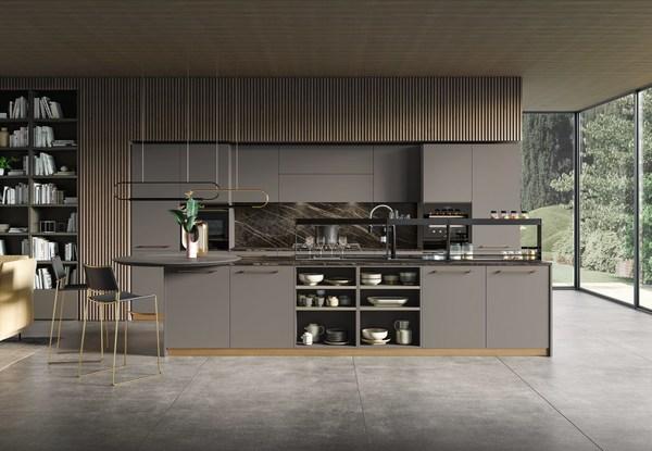 Febal Casa首次亮相2021中国国际厨房、卫浴设施展览会