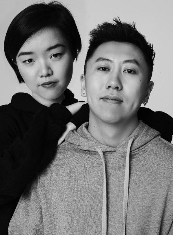 PRIVATE POLICY设计师Haoran Li和Siying Qu