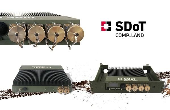 INFODASが、極限環境での高保証接続のためのCOMP-LAND戦術クロス・ドメイン・ソリューションをリリース