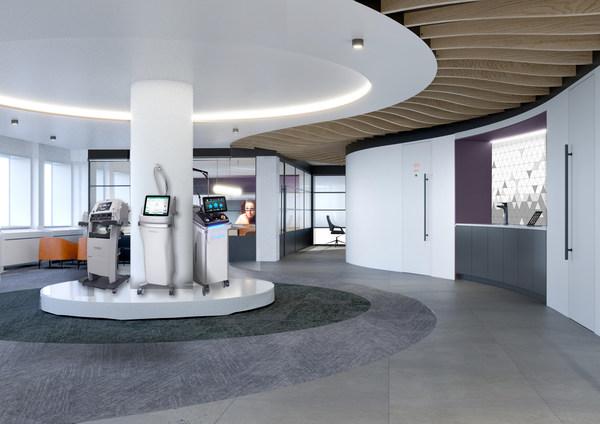 サイノシュアーがロンドンに最先端体験センターをグランドオープン