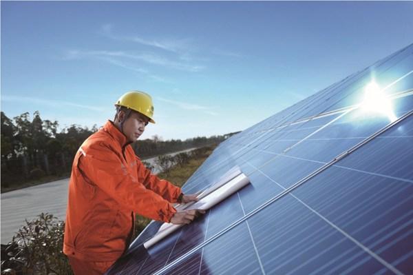 Xinhua Silk Road: บริษัทการไฟฟ้าจีนสาขาเจียงซูสำรวจแนวทางใหม่เพื่อส่งเสริมการพัฒนาแบบคาร์บอนต่ำ