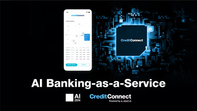 AIZEN's mobile banking services