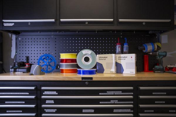 Ultimaker为工业3D打印平台新添PETG耗材