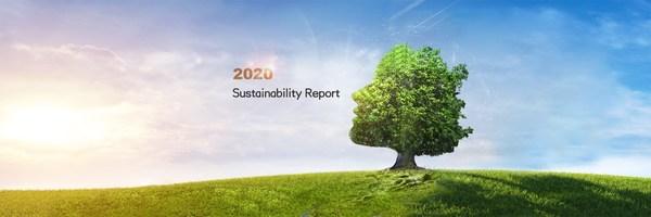 ZTEが2020年のサステナビリティーリポートを発表