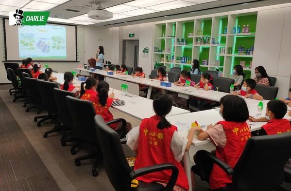植根中国心系公益 好来守护青少年口腔健康