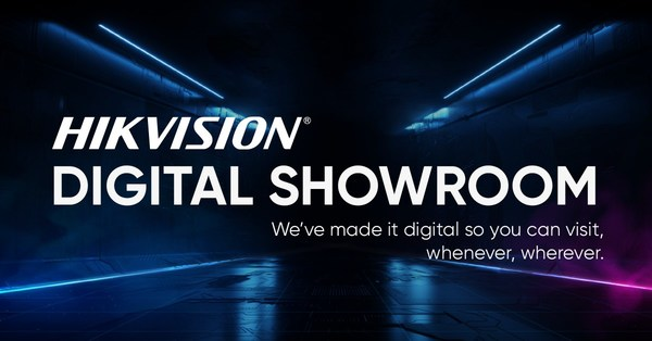 Hikvision unveils its digital showroom, bringing a new virtual experience to customers worldwide