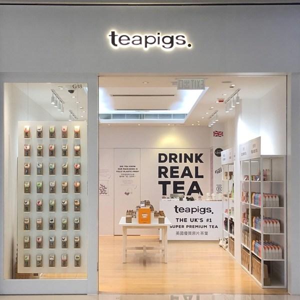 teapigs Plastic Free Pop Up Shop