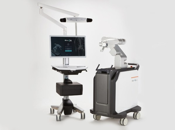 CUREXO's spinal surgery robot, 'CUVIS-spine' acquired FDA (US) licensing.