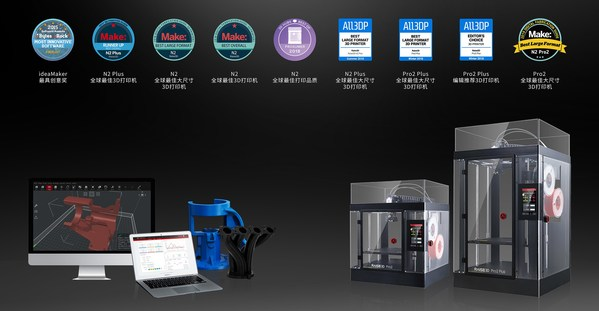 Raise3D上海复志完成数千万B+轮融资,加码桌面级金属和工业3D打印