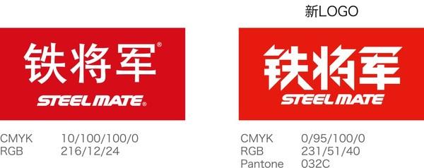 铁将军新、老品牌形象对比