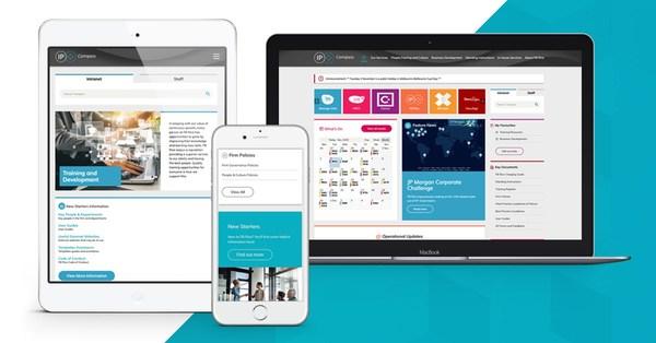 Award Winning IP Firm FB Rice Launches Intranet Built on the Elcom Digital Employee Experience Platform