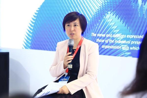 辉瑞(中国)研究开发有限公司总经理陈朝华