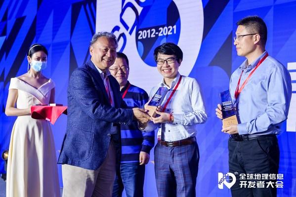 2021年度全球前沿科技青年科学家奖