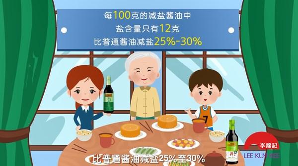 李锦记携手新华网制作酱油科普片线下首发