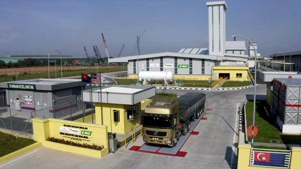 Inauguration of Weber Factory @ Tanjung Langsat (25th May 2021)