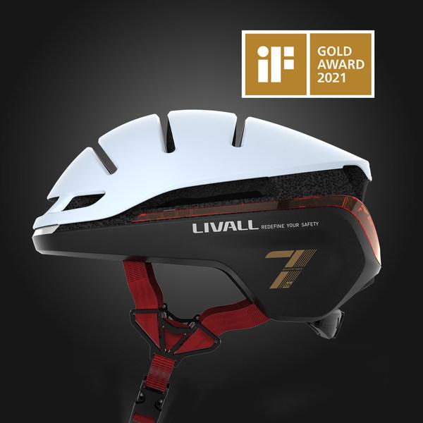 LIVALL's Next-Generation EVO21 Smart Helmet Surpass $207,124 on Indiegogo