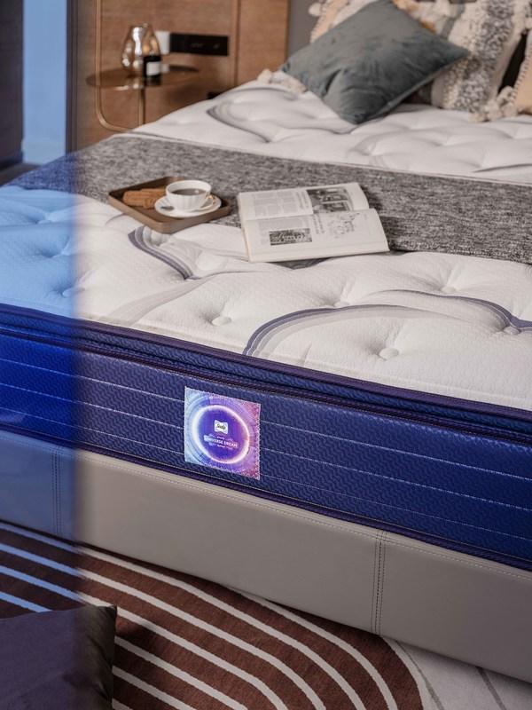 丝涟2021新款床垫环球梦