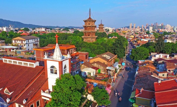 Xinhua Silk Road: Southeast China's Quanzhou targets GDP over RMB2.8 trillion by 2035
