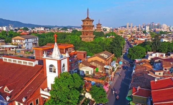 Xinhua Silk Road - 취안저우, 2035년까지 GDP 2.8조 위안 목표