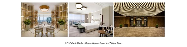 The Luxury Collection Debuts in South Korea with Opening of Josun Palace, a Luxury Collection Hotel, Seoul Gangnam