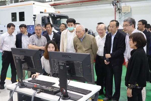 清华大学与同方威视共同完成的静态安检CT项目通过科技成果评价