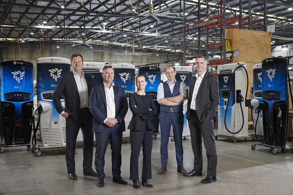 电动汽车及充电基础设施先驱Tritium宣布与Decarbonization Plus Acquisition Corporation II进行业务合并