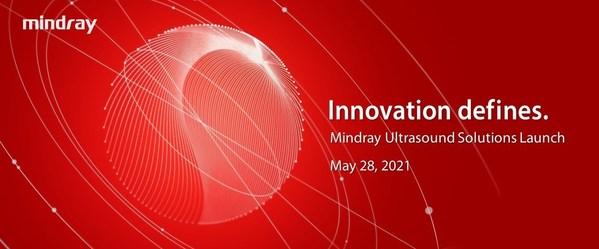 Mindray, 신제품 General Imaging, Women's Healthcare 및 Cardiology 초음파 솔루션을 출시하며, 이미징 기술의 미래를 정의