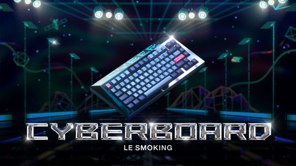 CYBERBOARD R2 Le Smoking