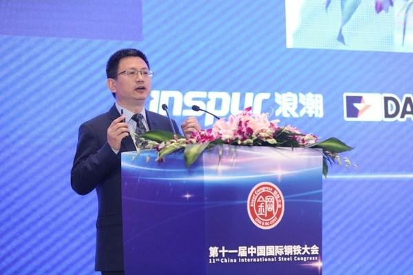浪潮信息总裁彭震