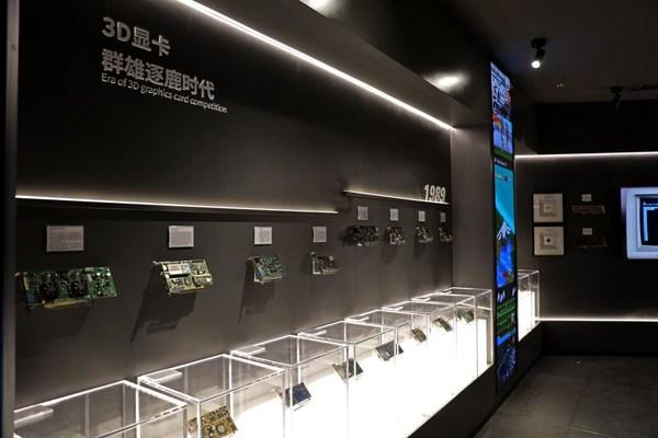 七彩虹建设国内首家GPU博物馆