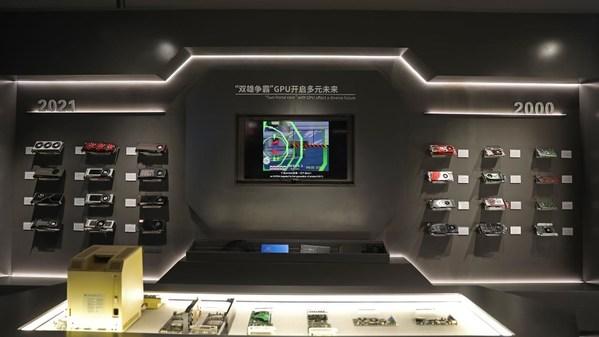 GPU历史展区(2000-2021)