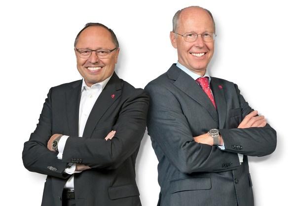 エルンスト・キックとハンス=ユルゲン・リヒター、6月末でシュピールヴァーレンメッセ社取締役を退任