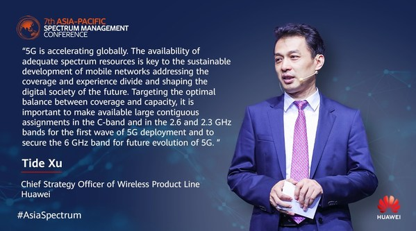 Additional mid-band spectrum to reap full 5G value