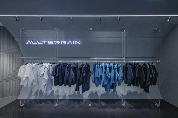 迪桑特ALLTERRAIN全地形高端机能系列