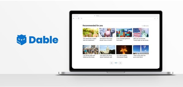 Dable Partners with 3,000 Premium Media in Asia, Exceeding 5 Billion Monthly Pageviews