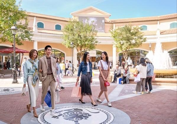 意大利名品奥特莱斯佛罗伦萨小镇庆祝进入中国市场十周年