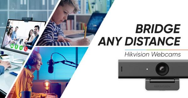 Hikvision announces its Webcam debut