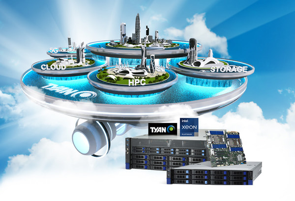 TYAN Delivers AI and Cloud Optimized Systems based on the 3rd Gen Intel Xeon Scalable Processors at the TYAN 2021 Online Exhibition