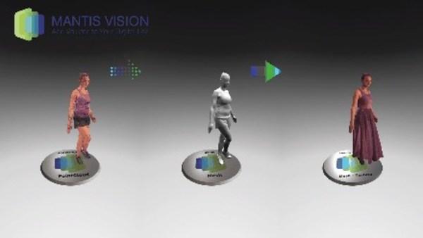 3D模型构建