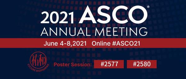 祐和医药将在2021 ASCO年会公布YH001和YH003的临床进展数据