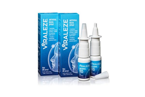 Viralezeがスクリプス研究所の試験でCOVID英国変異株に対する高い有効性