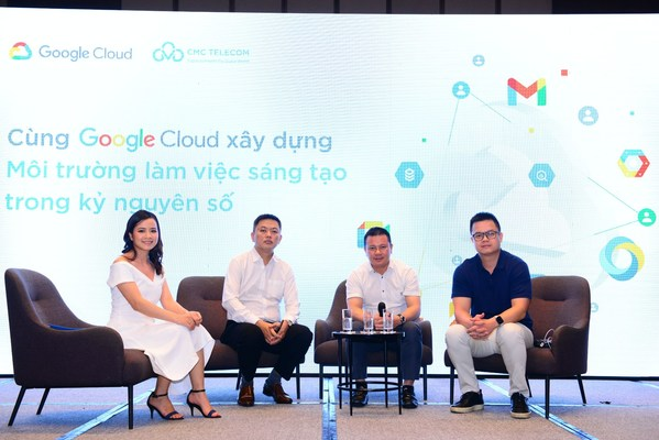 CMC Telecom certified as first Premier Partner of Google Cloud in Vietnam