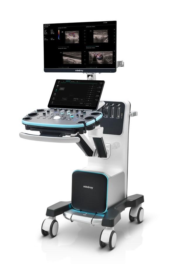 Mindray ra mắt hệ thống siêu âm hình ảnh tổng quát Resona I9 đột phá