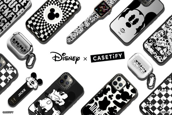 CASETiFY Announces a New Retro-Inspired Collection with Disney