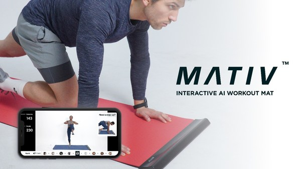 Omolle Launches Ultimate Interactive Workout Mat