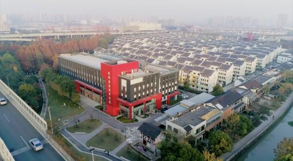 畅享数字生活,超6500位杭漂选择杭州最大租赁型社区